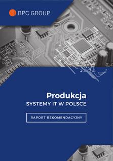 Książka Bpc Group pt. <p><strong>Publikacja BPC GROUP POLAND prezentuje rozwiązania i dostawców systemów informatycznych dedykowanych przedsiębiorstwom produkcyjnym.</strong></p>   <p>W raporcie m.in.: <ul> <li>Lista 100 rozwiązań dedykowanych produkcji opracowana na podstawie bazy systemów informatycznych serwisu doradczego www.bpc-guide.pl;</li> <li>Opisy projektów wdrożeniowych w formie Case Study;</li> <li>Informacje o dostawcach i producentach systemów;</li> <li>Wskazówki i praktyczne porady konsultantów BPC GROUP POLAND dotyczące organizacji procesu wyboru zaawansowanego systemu IT.</li> </ul></p>