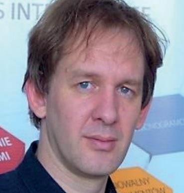 Marek Jurkowski,  Wiceprezes Zarząduds. Sprzedaży i Konsultingu, INTENSE Group