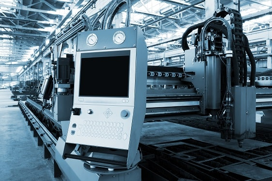 Ikonka systemu MES - Manufacturing Execution System