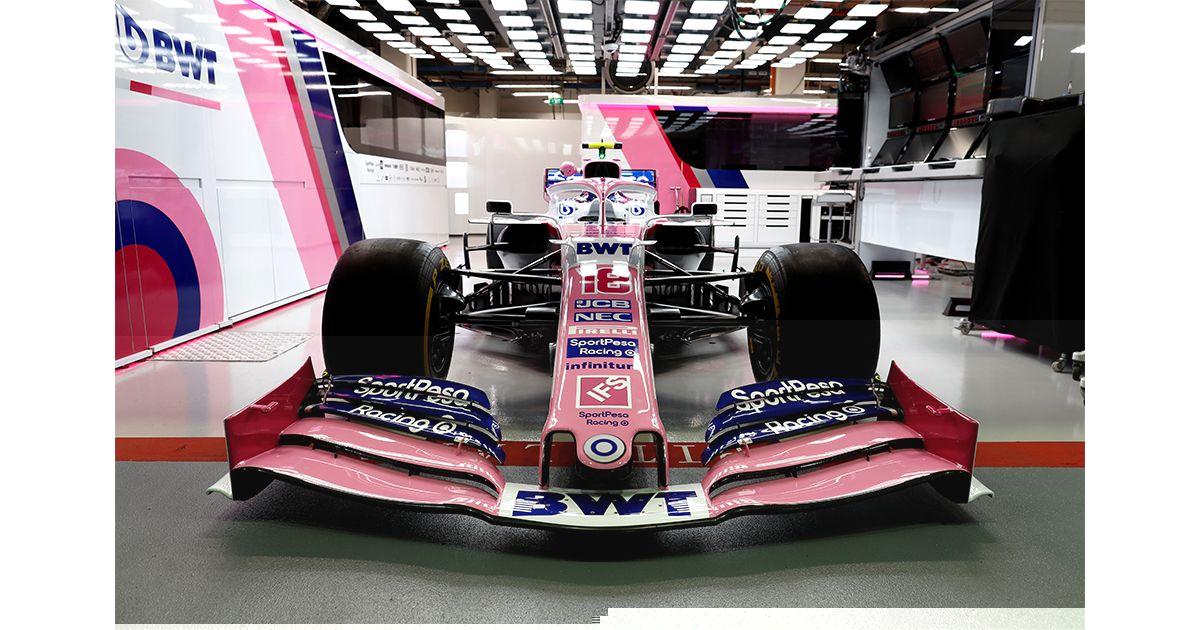 Zespół Formuły 1 SportPesa Racing Point wybiera oprogramowanie IFS w celu rozwinięcia swojej działalności
