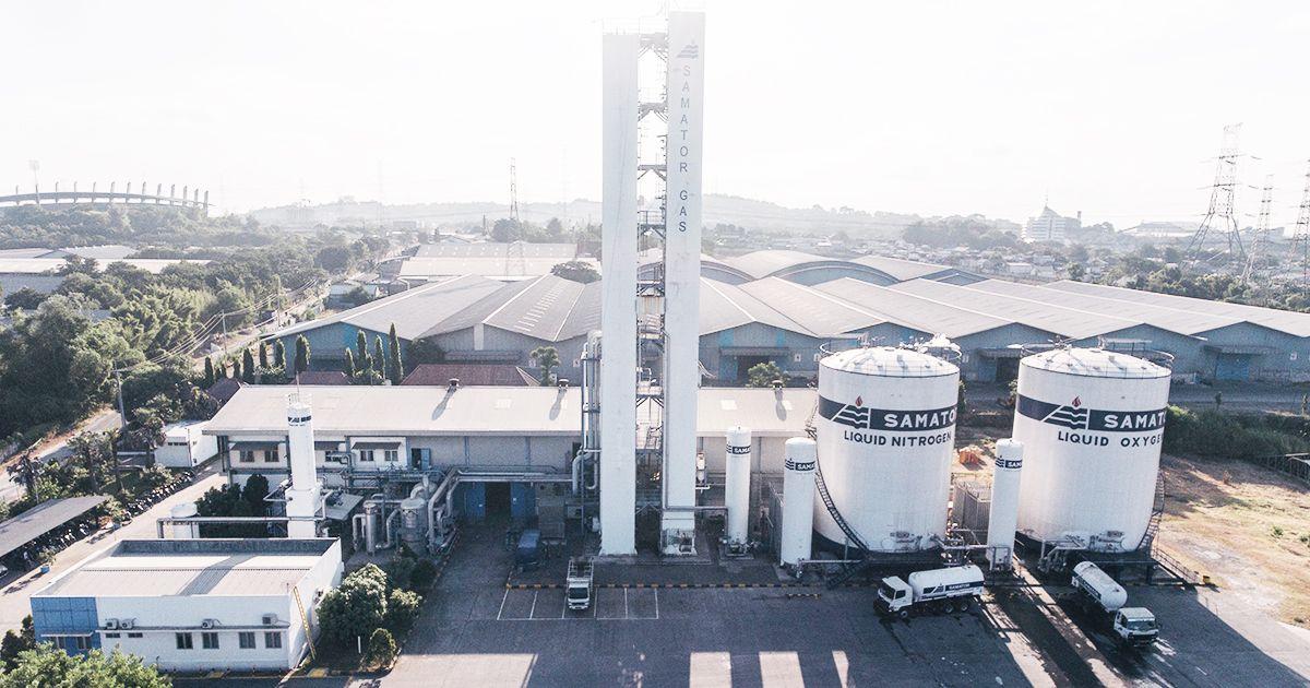 Największa sieć dystrybucji gazu przemysłowego w Indonezji wybiera rozwiązania IFS ze względu na ich przewagę nad konkurencją