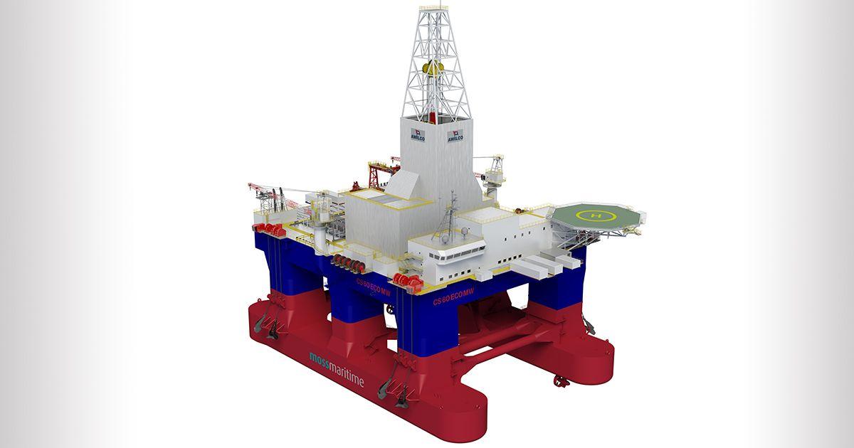 Awilco Drilling wybiera rozwiązanie ERP firmy IFS do obsługi nowoczesnej floty platform wiertniczych