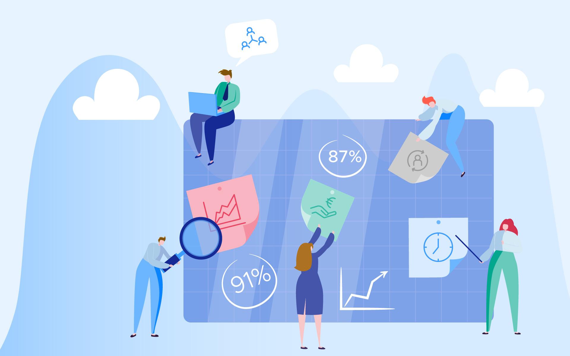 Użytkownicy oceniają systemy Comarch ERP – wyniki badania satysfakcji klientów