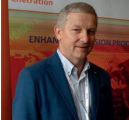 Andrzej Nowak, Współwłaściciel firmy, Belin