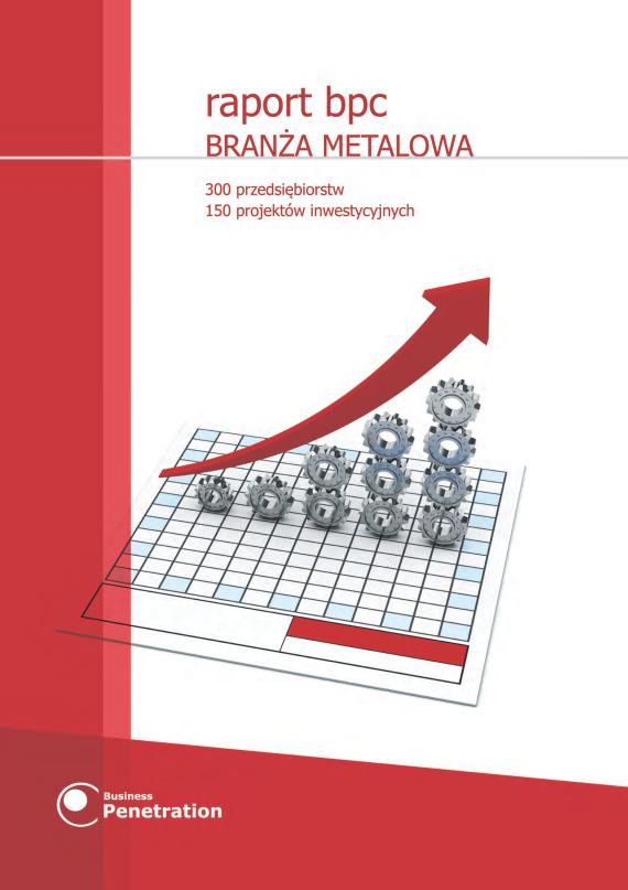 Raport BPC: Branża Metalowa