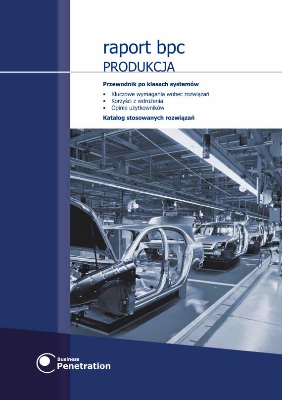 Raport BPC: Produkcja